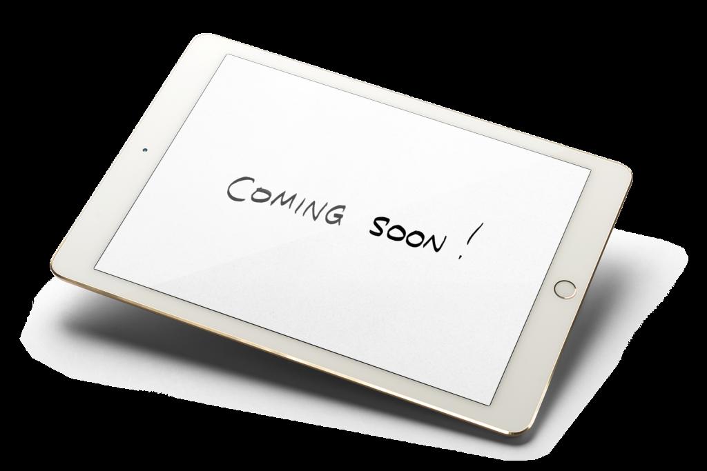 Dr. Frankie Coming Soon Website Mockup