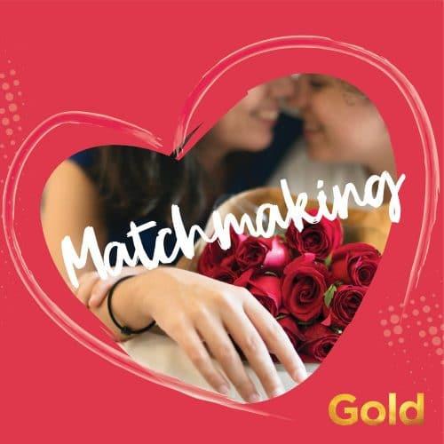 Dr. Frankie - Matchmaking Gold