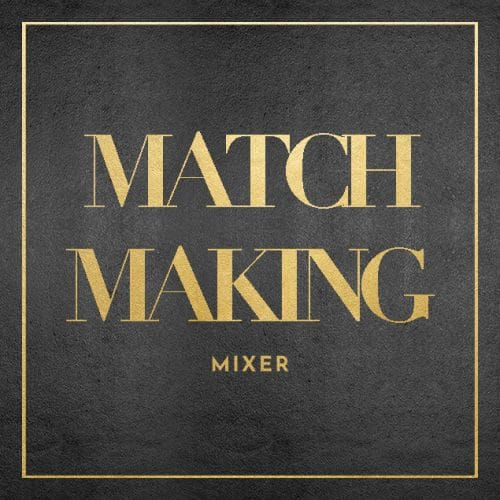 Dr. Frankie - Matchmaking Mixer