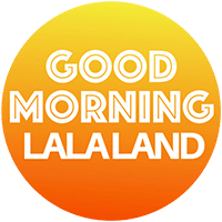 Good Morning LaLaLand Logo
